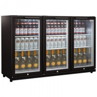 Husky Horeca bar Koelkast C3-865-BK-NL-HU