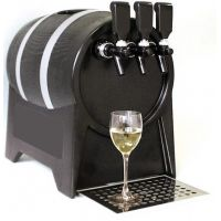 Selbach wijn tap 3 kraans zwarte ton