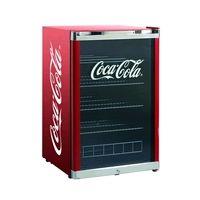 Scan cool Glasdeur koelkast Highcube Coca Cola