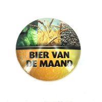 Logo met led verlichting 69 mm bier van de maand