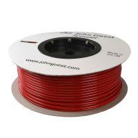 jg slang 4 x 2,5 mm rood per meter