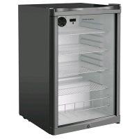 Scancool koelkast DKS 142 met glas deur