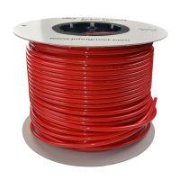 John Guest CO2 slang LLDPE  1/4  rood 4 x 6 PE-8-CI-0500F-R